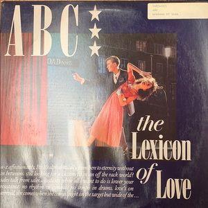 ABC Lexicon of Love